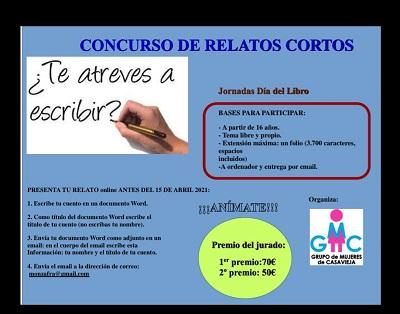 CONCURSO DE RELATOS CORTOS