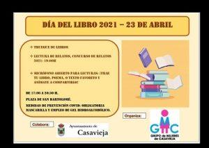 Día del Libro 2021 @ Plaza de San Bartolomé