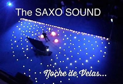 """NOCHE DE VELAS """"THE SAXO SOUND"""""""