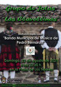"""Grupo de Jotas """"Las Clavellinas"""" @ Plaza Los Tejares"""
