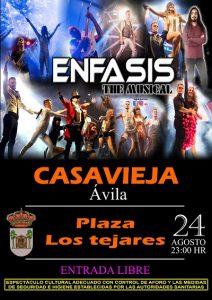 Enfasis The Musical @ Plaza Los Tejares