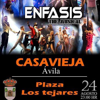 ENFASIS THE MUSICAL