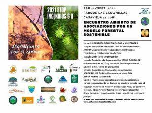 Encuentro abierto de asociaciones por un modelo forestal sostenible @ Parque de las Lagunillas